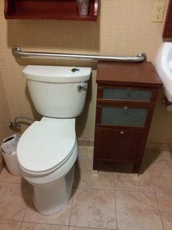 "Four Points by Sheraton San Rafael: ""Accessible"" toilet"