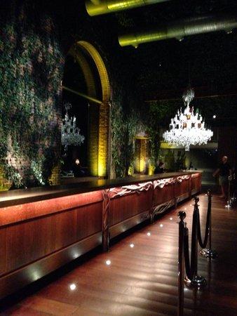 Hudson Hotel New York: The lobby