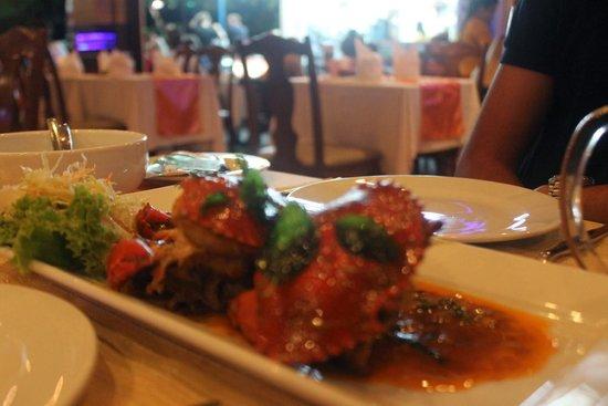 Aning Restaurant : Crab