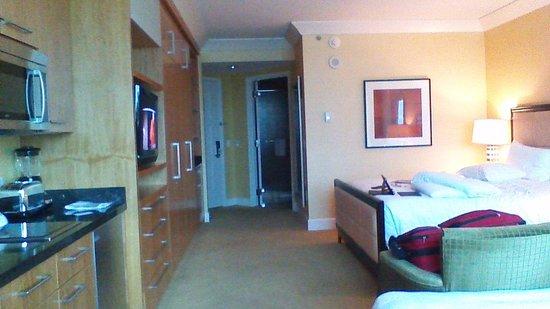 Trump International Hotel Las Vegas: The room