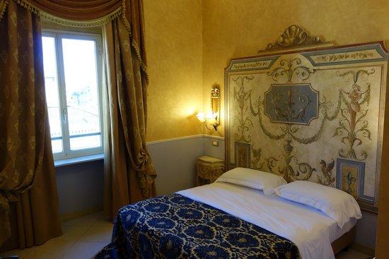 Hotel Romanico Palace: Chambre Deluxe