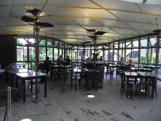 Geffrye Museum : カフェ
