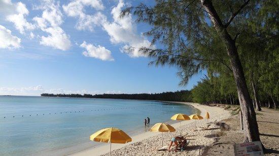 Tarisa Resort & Spa: Beach in front of Hotel