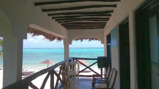 La Madrugada Beach Resort: Beachview
