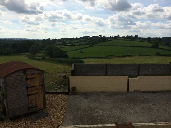 Withy Mills Farm: View