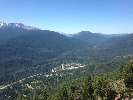 Manning Park, Canada: Lookout