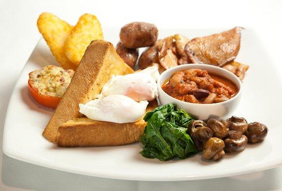 Alto Cucina and Bar: Alto Breakfast