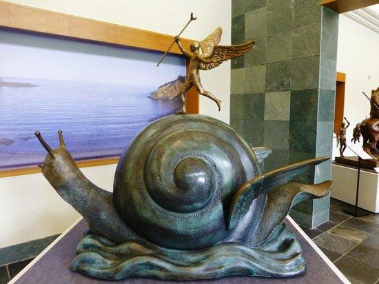 Morohashi Museum of Modern Art: Sculpture