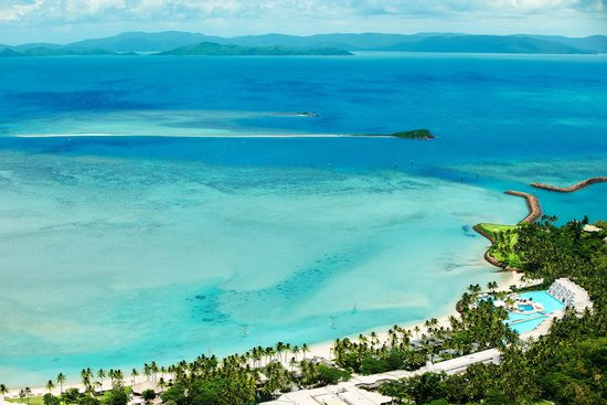 One&Only Hayman Island: Aerial Shot