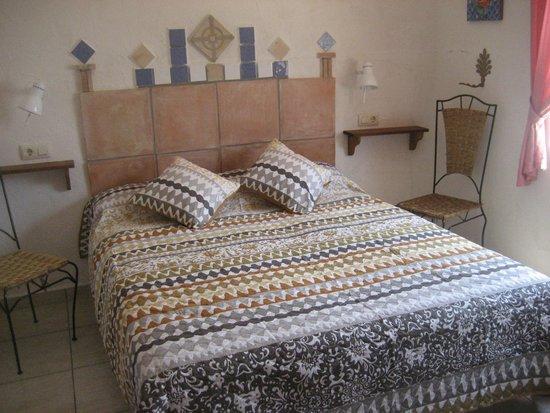 Finca Doña Sofia Maria: Dormitorio