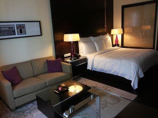 Jaipur Marriott Hotel: Room