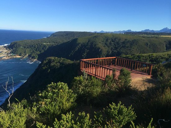 Misty Mountain Reserve: Storms river mouth