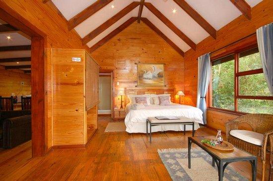 Misty Mountain Reserve: Luxury chalet