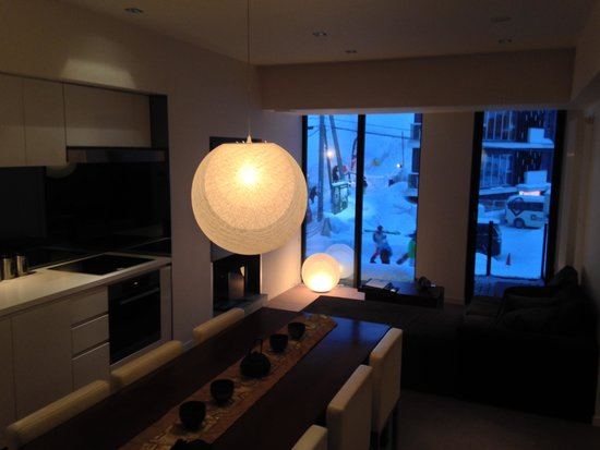 The Vale Niseko : Great apartment