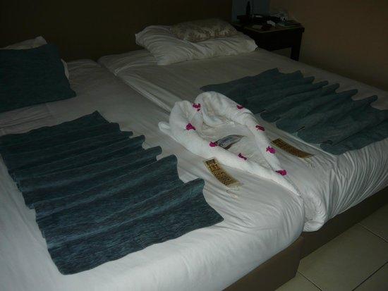 Jaz Aquamarine : szoba