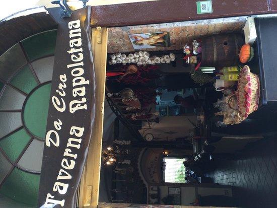 Da Ciro Taverna Napoletana: Nice!