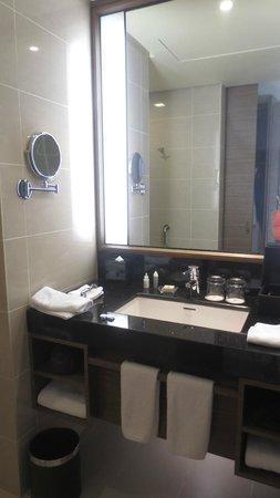 Renaissance Johor Bahru Hotel: Washroom