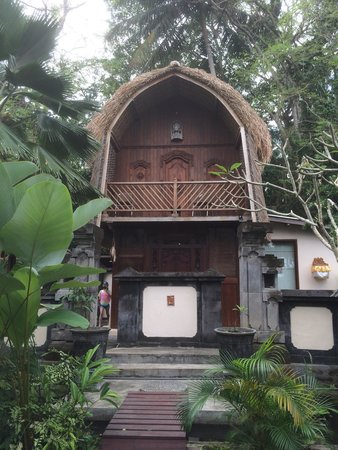 Beji Ubud Resort: Lumbung 201