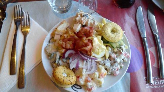 Campanile Caen Nord Restaurant