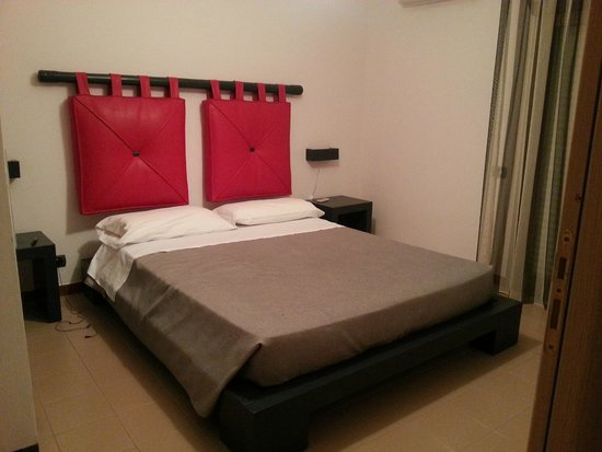 Residence Isabella Sport : chambre