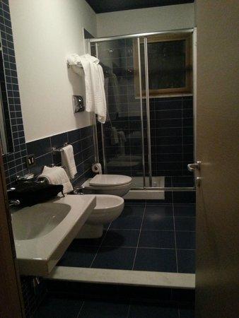 Residence Isabella Sport : salle de bain