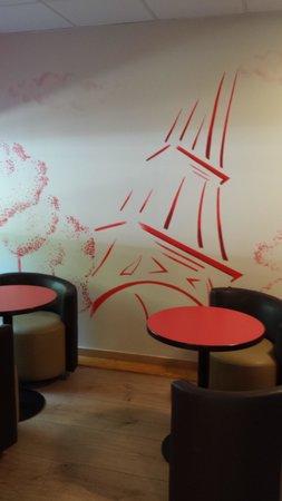 Hotel Jules Cesar: petit salon