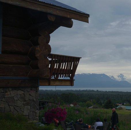 Good Karma Inn: Endless views