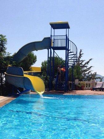 Royal Park Artemisia Club: Water slide