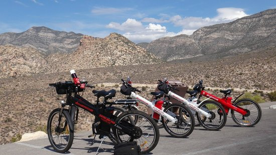 Red Electric Bike Tours : such a cool experience