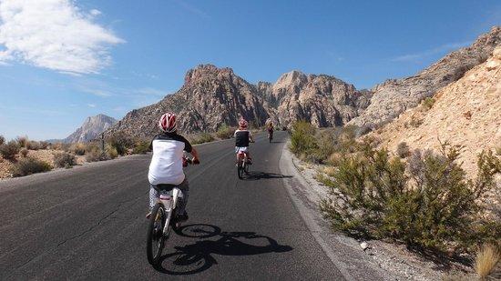 Red Electric Bike Tours : beautiful place to ride a bike