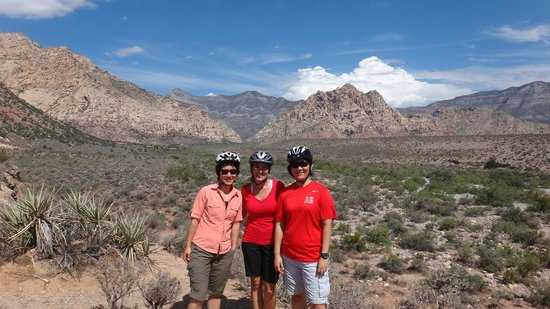 Red Electric Bike Tours : Thank you Allison!