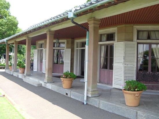 Glover Garden: Ringer House