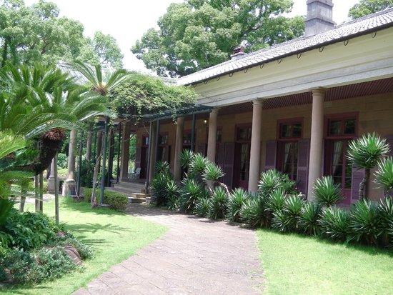 Glover Garden: Alt House