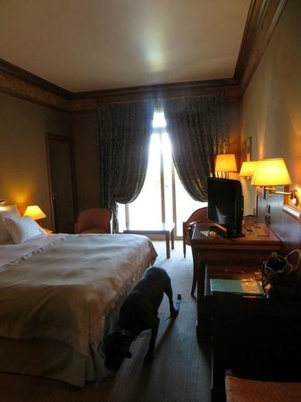 Domaine de Divonne : Room