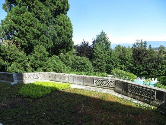 Domaine de Divonne: View Room