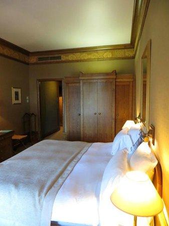 Domaine de Divonne: Room