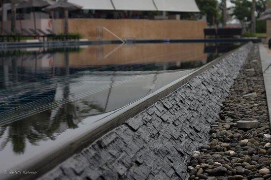 Rayong Marriott Resort & Spa: small infinity pool