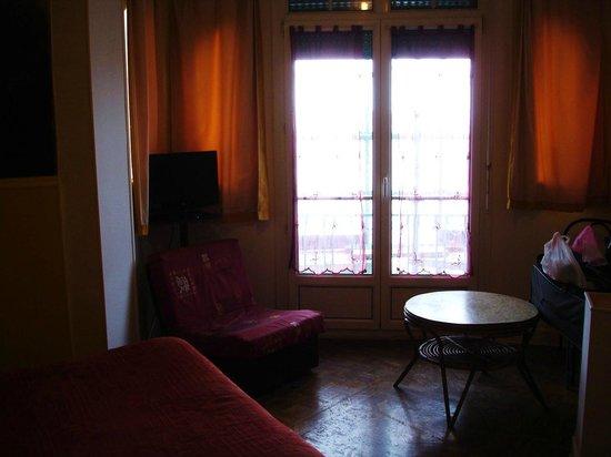 Hotel Peron : Номер