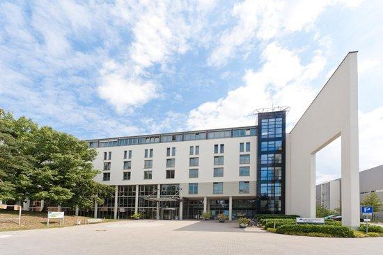 Akademiehotel Dresden: Außenansicht