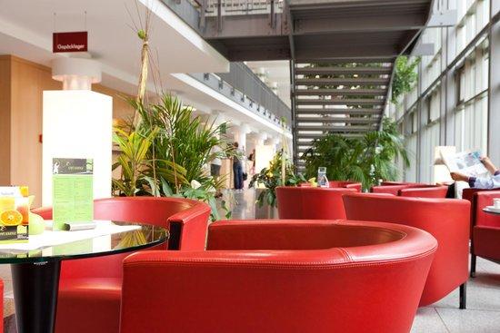 Akademiehotel Dresden: Café Lounge