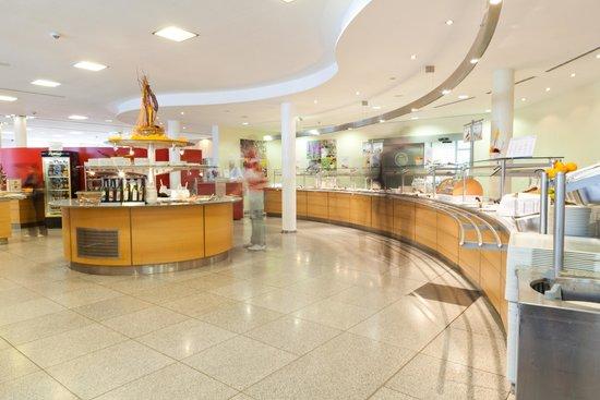 Akademiehotel Dresden: Buffet-Restaurant