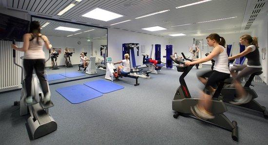 Akademiehotel Dresden: Fitnessbereich