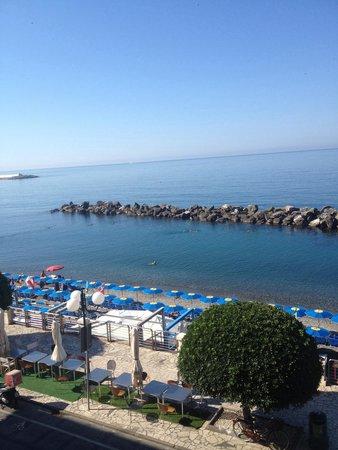 Hotel San Pietro: Dalla finestra della camera