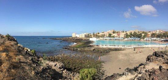 Alborada Beach Club: The pool and the beach