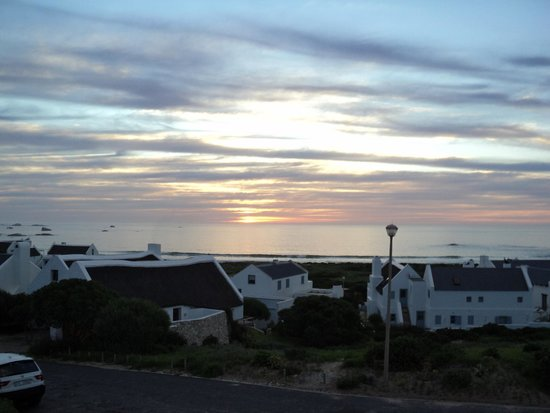 Paters Haven Self-Catering and B&B: The view from our room