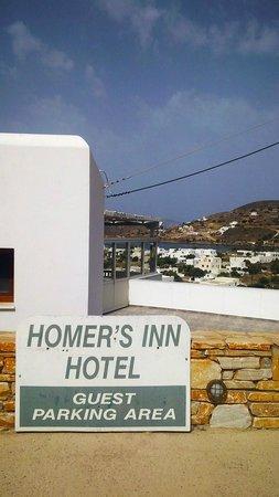 Homer's Inn Hotel: Homers Inn - view