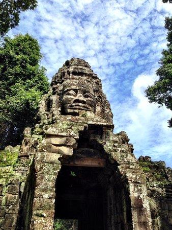 David Angkor Guide - Private Tours: Banteay Kdei