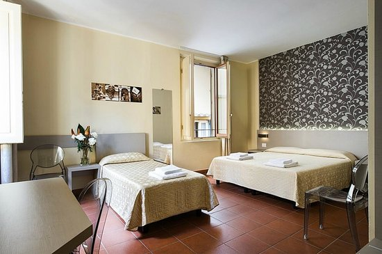 Albergo Firenze: tripla