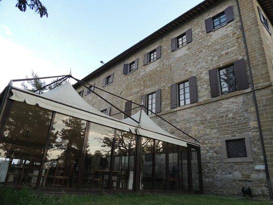 Hotel Villa Montegranelli : esterno hotel