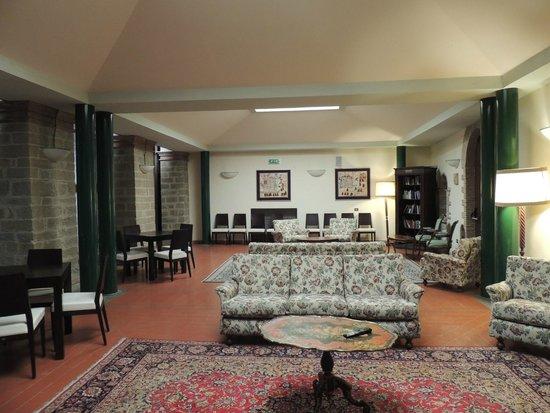 Hotel Villa Montegranelli : sala comune